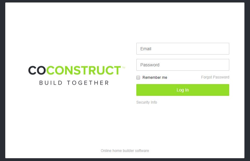 co construct login