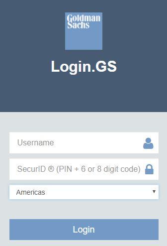 login gs