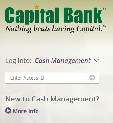 capitalbanktx login