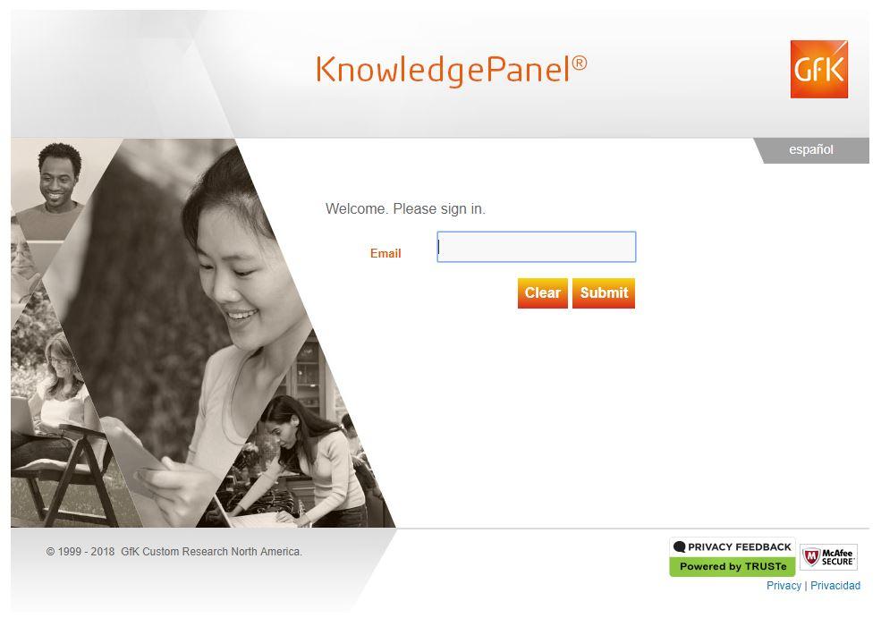 knowledge panel member login