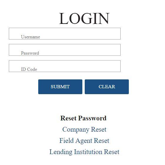 rdn field agent login